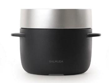 BALMUDA The Gohan ブラック BA-05